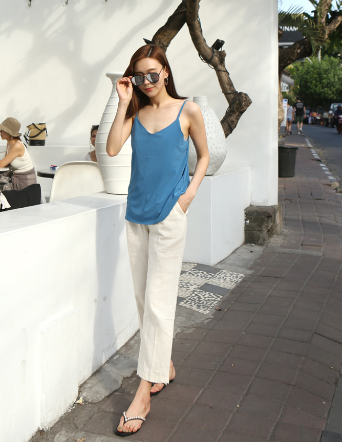 cracker linen pants