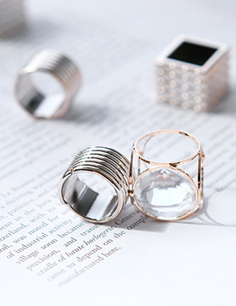 Reusel SCARF RING 3type