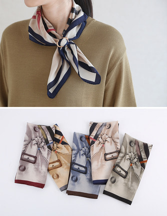 trench scarf