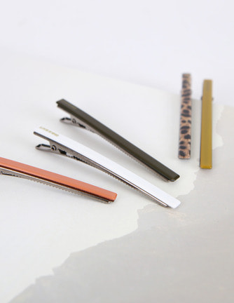 simple hair pin