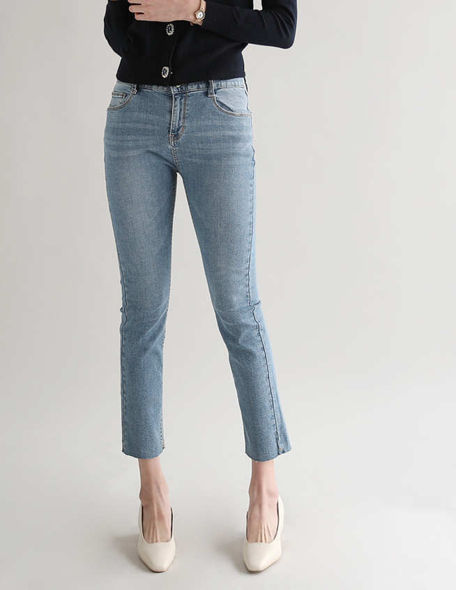 level denim pants